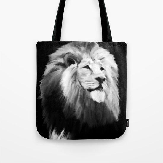 Leo king Tote Bag