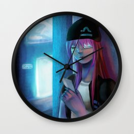 Memories Wall Clock