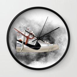 OFF WHITE BLAZER Wall Clock