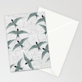 Arctic Terns Stationery Cards