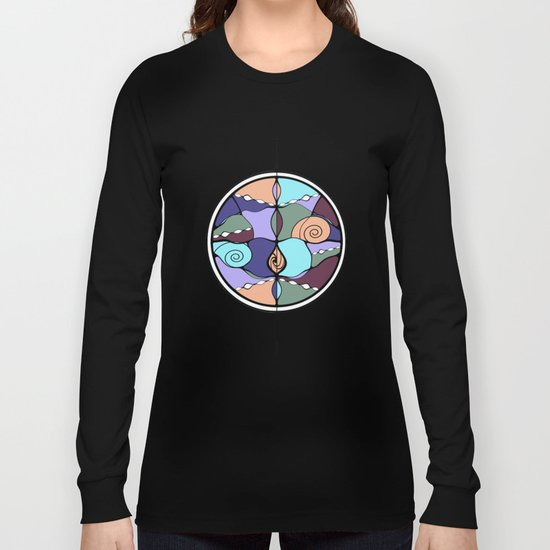 Compass Long Sleeve T-shirt