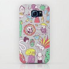 Yokai / Japanese Supernatural Monsters Galaxy S7 Slim Case