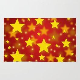 Christmas Stars Rug