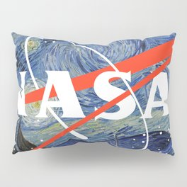 Nasa Starring Night Rework Pillow Sham