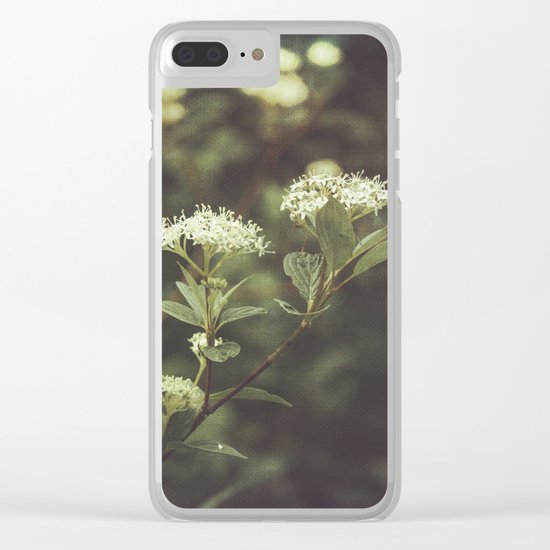 It's Been Awhile Clear iPhone Case