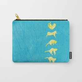 falling cat (sommer mode) Carry-All Pouch