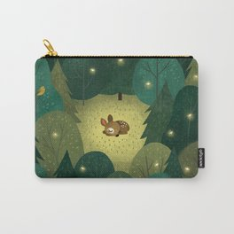 Enchanted Forest Baby Fawn Carry-All Pouch