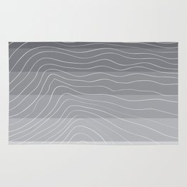 Topography by Friztin Rug