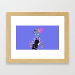 Carmella Rose Framed Art Print
