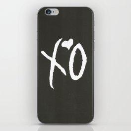 The Weeknd - x o iPhone Skin