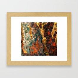 _OXID Framed Art Print