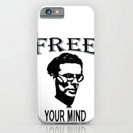 Free Your Mind | Aldous Leonard Huxley iPhone Case