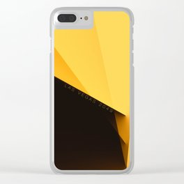 Las Vegas 2049 Clear iPhone Case