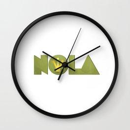 NOLA - Tiana (Ralph Breaks the Internet) Wall Clock