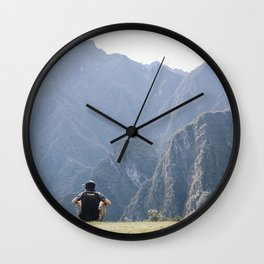 R & R Wall Clock