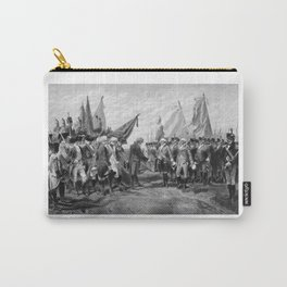 The Surrender Of Cornwallis At Yorktown Carry-All Pouch