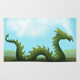 Dreams Of A Dragon Rug