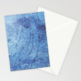 """""""Lump of a blue moon"""" Stationery Cards"""