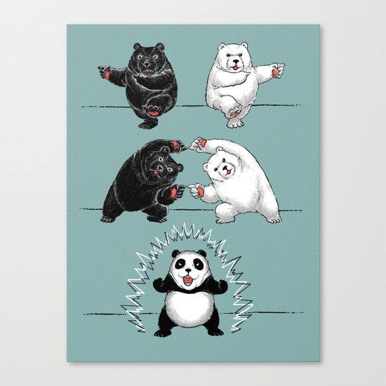 Ultimate Fusion! Canvas Print