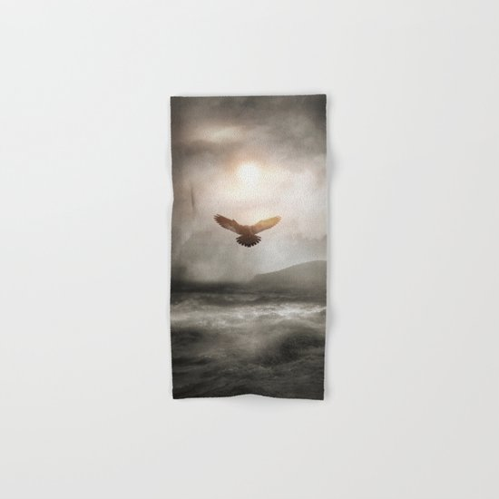 Sunset I C. V Hand & Bath Towel