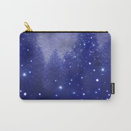 Star Kissed Wind Carry-All Pouch