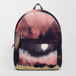 Evening Glow Backpack