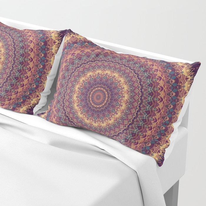 Mandala 590 Pillow Sham