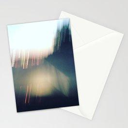 nightdrive 4 Stationery Cards