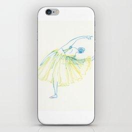 A Ballerina iPhone Skin