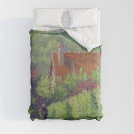 Gentle Soul — French Landscape Comforters