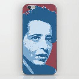 Hannah Arendt iPhone Skin