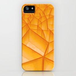Geometric Plastic iPhone Case