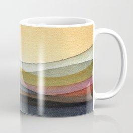 Trippy Landscape 3 Coffee Mug