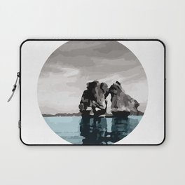 Fighting Cock Islet on Ha Long Bay Vietnam Laptop Sleeve