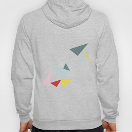 Triangles in the Sky Hoody