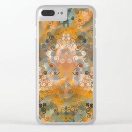 Eastern Sun Clear iPhone Case
