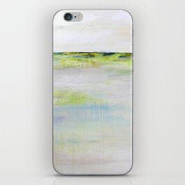 Grisant série horizon iPhone Skin