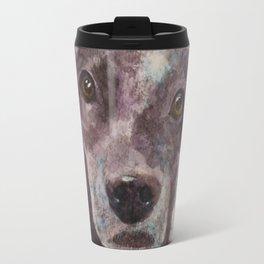 Parson, the cattle dog Travel Mug