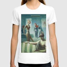 'At the Dance Audition' portrait painting by Guy Pène du Bois T-shirt