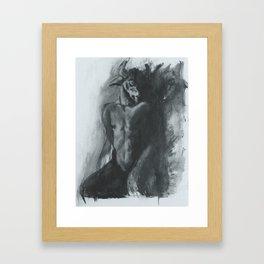 Asterione Framed Art Print