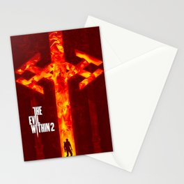 The Evil Within 2 Stationery Cards