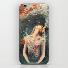 Love Will Split You Open Into Light iPhone & iPod Skin