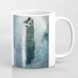 The Invisible Man Left View Coffee Mug