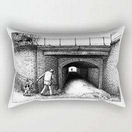 DANGEROUS KID Rectangular Pillow