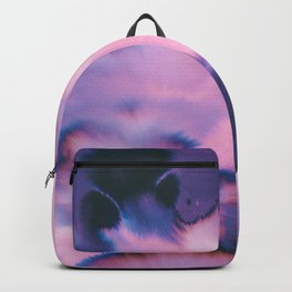 water color wave II COLLAB DYLA Backpack
