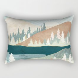Autumn Sun Rectangular Pillow