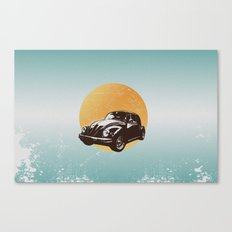 Beatle Canvas Print