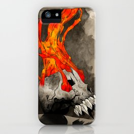 Inner Fire iPhone Case