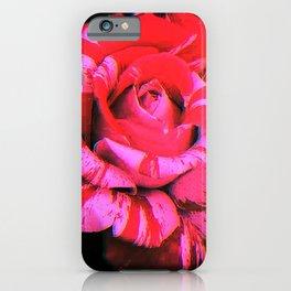Digital Romance iPhone Case