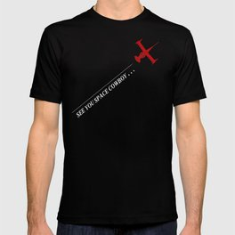 Cowboy Bebop - See You Space Cowboy T-shirt
